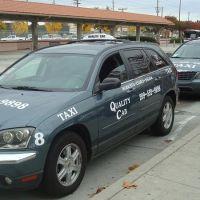quality cab taxi 209-552-9898, Дель-Ри
