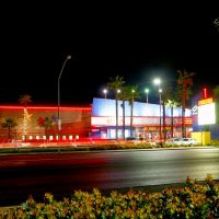 Riverbanks Theater, Дель-Ри