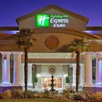 Holiday Inn Express Hotel & Suites Modesto - Exterior View, Дель-Ри