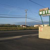 Dinuba motel, Динуба