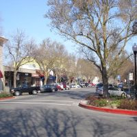 Downtown Davis, 2008, Дэвис