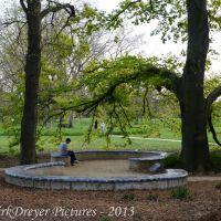 UC Davis Arboretum, CA, Дэвис
