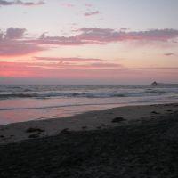 Imperial Beach Sunset & Pier, Империал-Бич