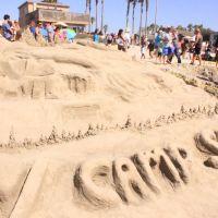 Sand Castle Competition 2010, Империал-Бич