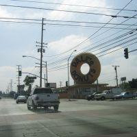 Dales Donuts in Compton, Ист-Комптон