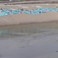 Los Angeles River, Ист-Комптон