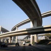 LA, Ист-Комптон