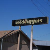 Golddiggers, Истон