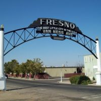 Fresno, Калва