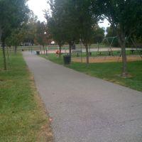 Campbell Park, Кампбелл