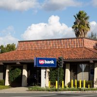 US Bank on Bascom Ave, Campbell, Кампбелл