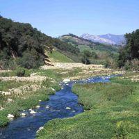 Ventura River, Каситас-Спрингс