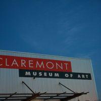 Claremont Museum of Art, Клермонт