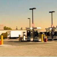 Truck Stop - DeWitt Petroleum, Клермонт