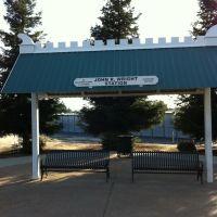Clovis Trail Station 1, Кловис