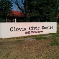 Clovis Civic Center, Кловис