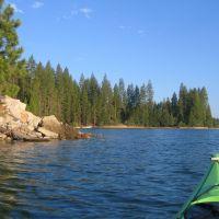 Bass Lake with Kayak, Ковайн