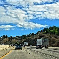 I-10 Eastbound • Toward Palm Springs, Колтон