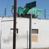 7th and O intersection, Колтон