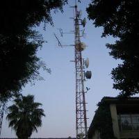 SBVC - radio tower, Колтон