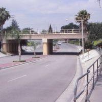 New Bridge over West N Street, Колтон