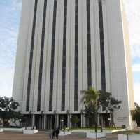 LOS ANGELES COUNTY COURT BUILDING (Compton), Комптон