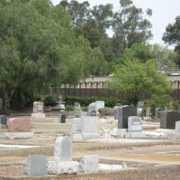 St. Stephens Cemetery (1899), Конкорд