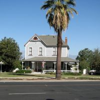 1052 East Grand Blvd., Corona, CA (Built by NC Hudson c. 1886), Корона