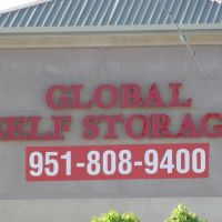 global self storage, Корона