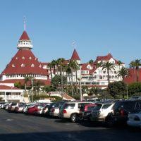 San Diego Coronado Hotel, Коронадо