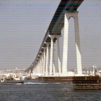 Coronado Bridge San Diego CA, Коронадо