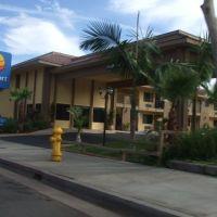 Comfort Inn Hotel 2430 Newport Blvd, Costa Mesa, CA 92626, Коста-Меса