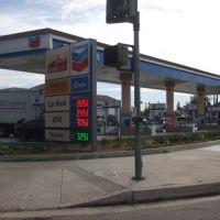 Chevron Gas Station 3048 Bristol St, Costa Mesa, CA 92626, Коста-Меса