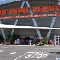 The Home Depot (Front Main Entrance), Коста-Меса