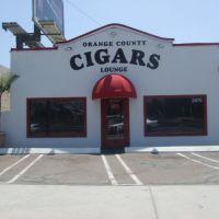 Orange County Cigars Lounge, Коста-Меса