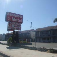 Sandpiper Motel, Коста-Меса