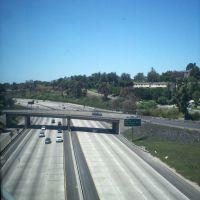 Freeway 8 a la altura del Cotsco de la Mesa California 2 millas antes de la calle 70th., Ла-Меса