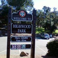Highwood Park, La Mesa, CA, Ла-Меса