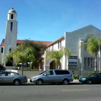 First United Methodist Church, La Mesa, CA, USA, Ла-Меса