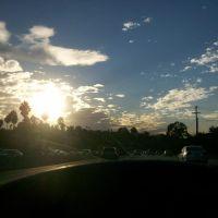 8 West // dusk, Ла-Меса