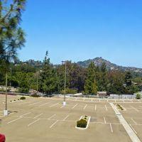 La Mesa Parking Spring Street, Ла-Меса