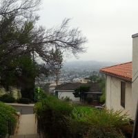 La Mesa Secret Stairs, Ла-Меса