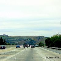 Looks West • Pomona (60) Fwy • City of Industry, CA, Ла-Пуэнте