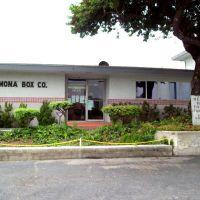Pomona Box Company, Ла-Хабра