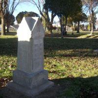 old lancaster grave, Ланкастер