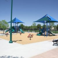 American Heroes Park in Lancaster, South Playground, Ланкастер