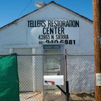 Teller's Restoration Center, Ланкастер
