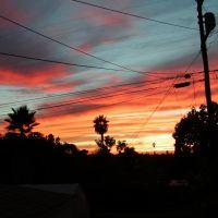 La Mesa California Sunset  10-06, Лемон-Гров