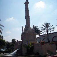 """plaza mexico """"angel de la independencia1"""", Линвуд"""