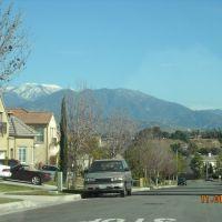 Mtes. de San Bernardino, en invierno, Линда